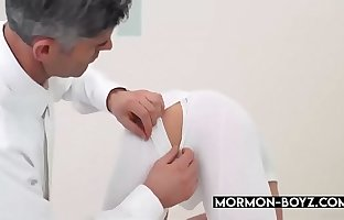 Perfect Teen Asshole Gets Massive Creampie - MORMON-BOYZ.COM